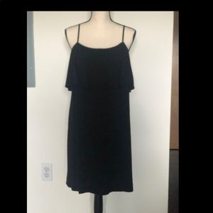 JCrew Simple Black Dress - Size 12 - Perfect Cond.